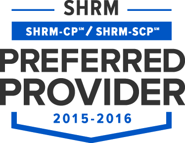 Parrilli Renison LLC is recognized by SHRM to offer Professional Development Credits (PDCs) for SHRM-CP or SHRM-SCP.