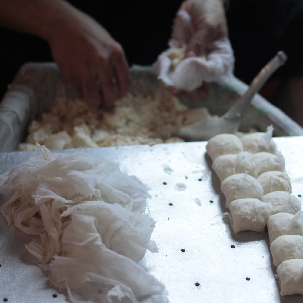 THE ART OF STINKY TOFU