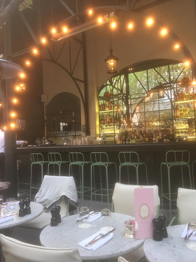 Laduree Soho: Garden Bar — PANOPLY PROJECTS