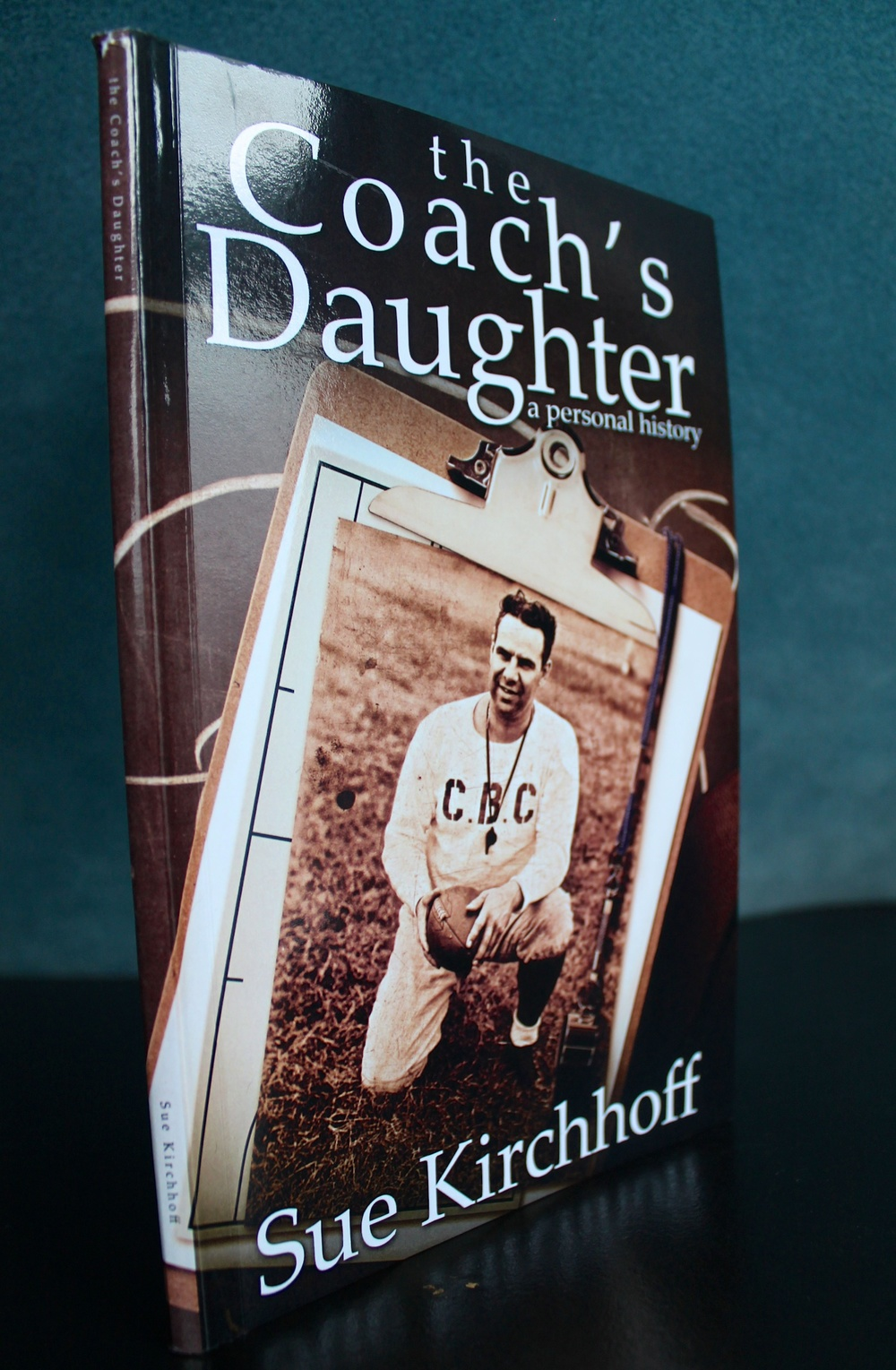 Coach's Daughter - cover Photo by Christian McDonald