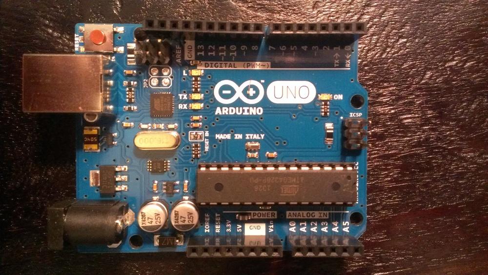 Arduino Uno (rev3)