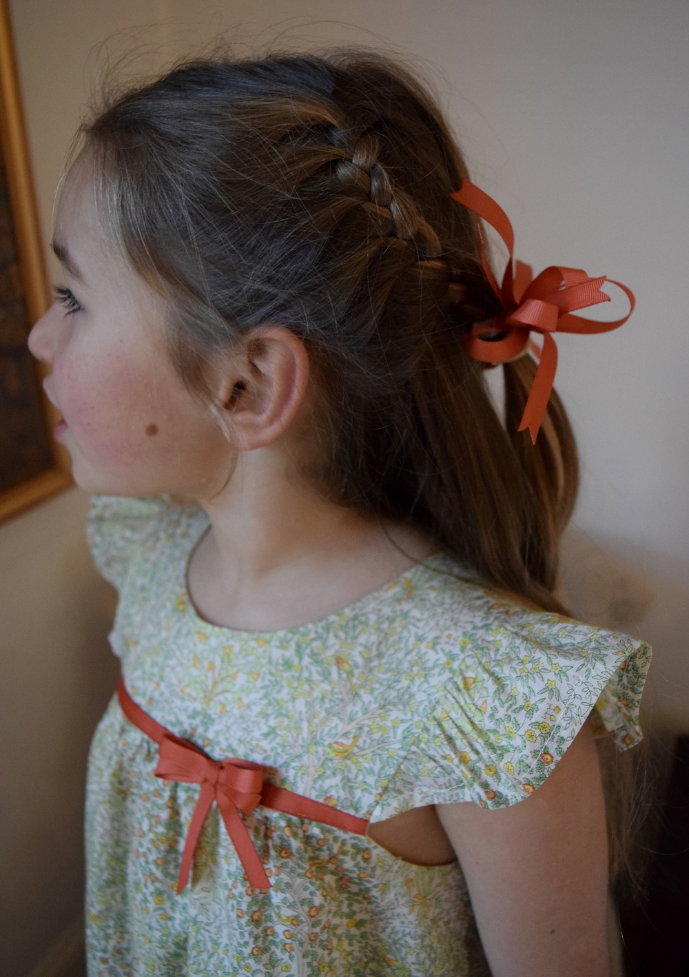 SS16 Liberty print Dresses