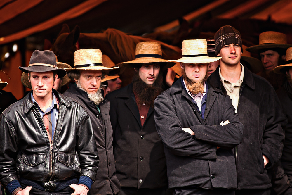 Amish Mud Auction