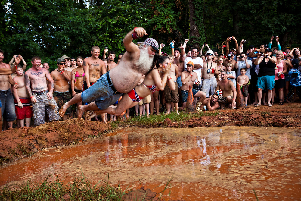 Summer Redneck Games