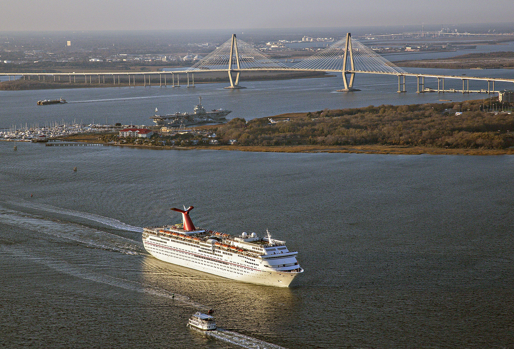 Cruise from Charleston, South Carolina - Direct Line Cruises