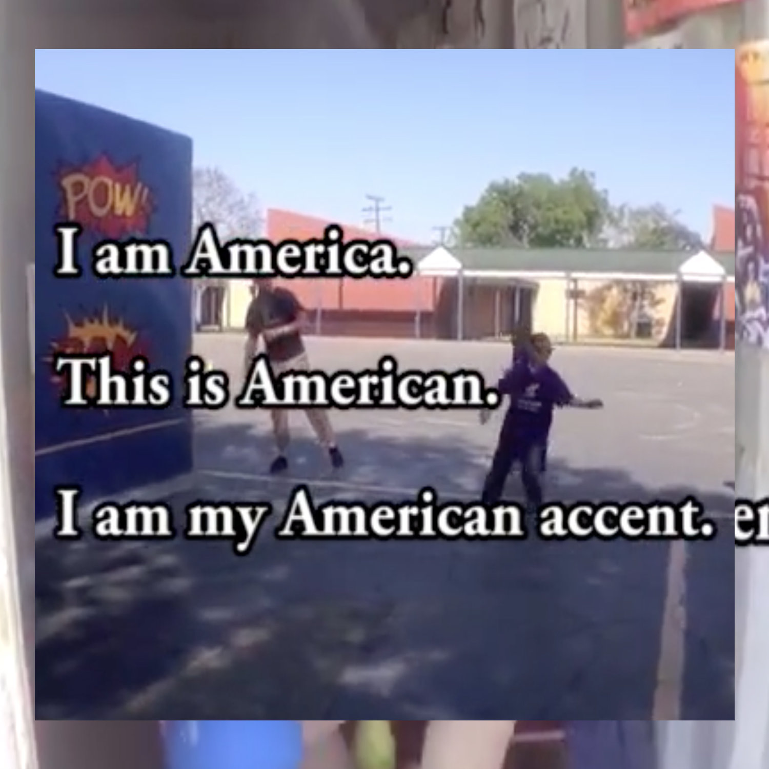 """Premiere: """"Lessons For A Healthy American Lifestyle"""", Video Artist Izel Villarba and Curator Andrea Granera on Deconstructing Borders"""