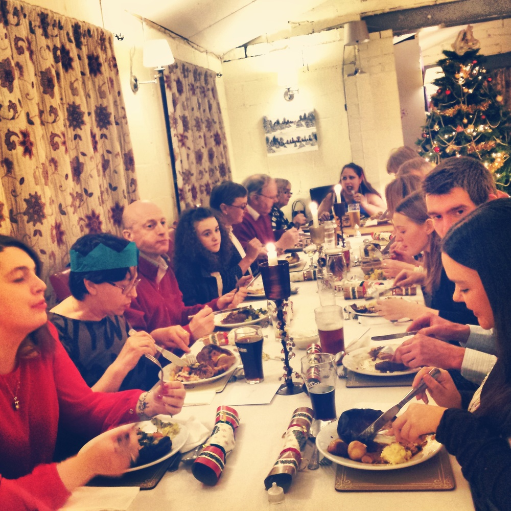 Northcote Heavy Horse Centre Volunteers Christmas Meal