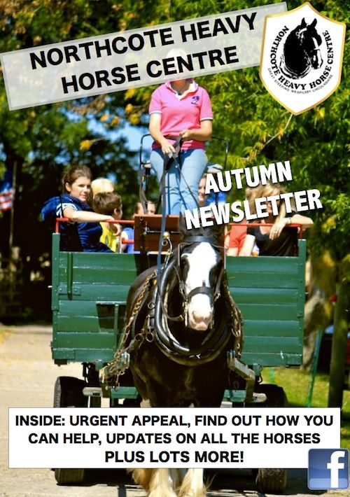 Northcote Heavy horse Newsletters