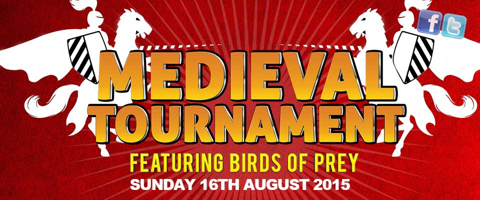 Family day out in Lincolnshire near Skegness - Medieval Tournament