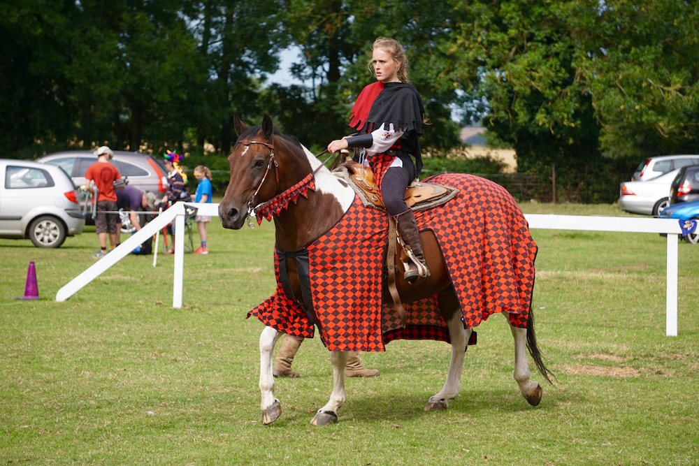 Medieval Tournament and Joust in Lincolnshire at the Northcote Heavy Horse Centre near Skegness 1.jpg