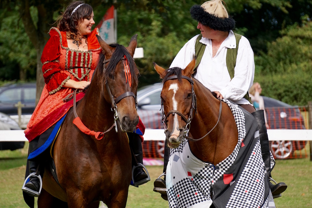 Medieval Tournament and Joust in Lincolnshire at the Northcote Heavy Horse Centre near Skegness 6.jpg