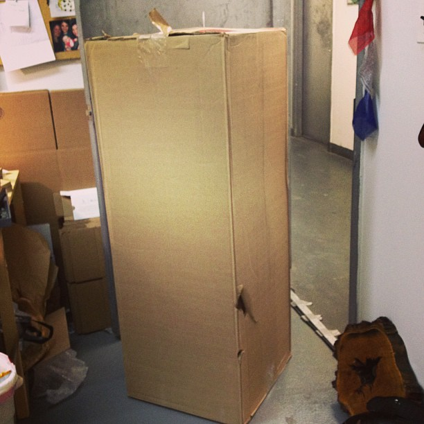 Apparently I ordered a life size doll to the studio…. #studioshot