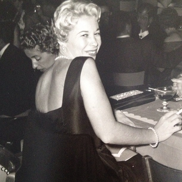 #tbt to my gorgeous Nanny who was the reason I began creating jewelry, and my inspiration behind everything I make. #throwbackthursday #jewelry #handmade