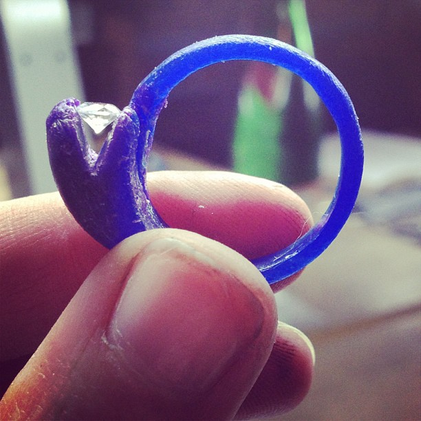 Wax carving from one of my HS mentors… So proud!! #latergram #jewelry #artready #smackmellon #brooklyn