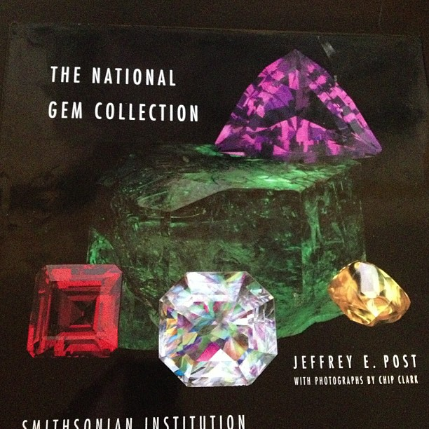Really excited about my new book!!! #jewelrygeek #gems
