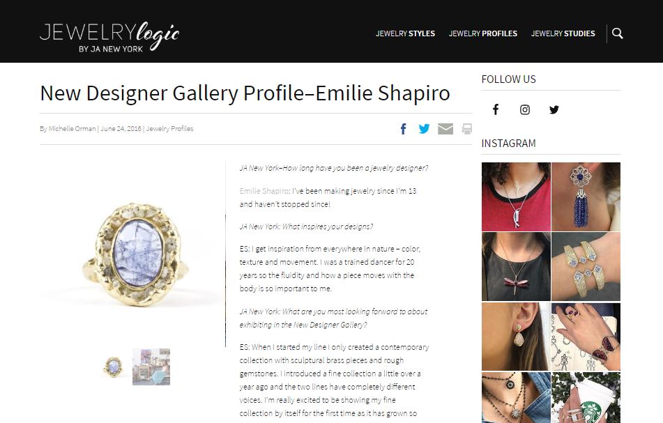 Jewelry Logic
