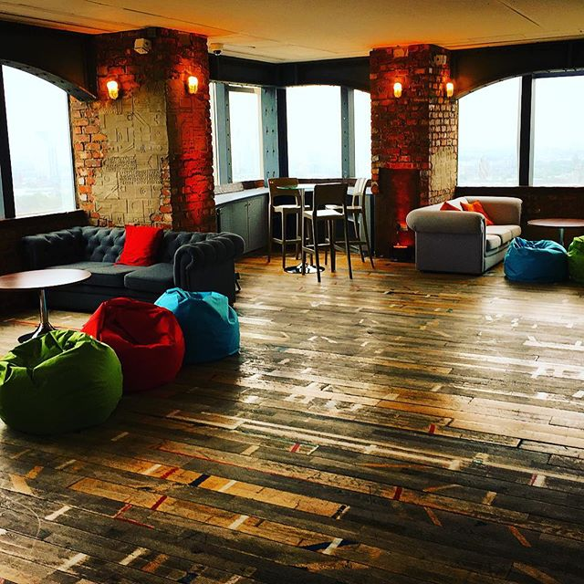Great site visit with client this morning at @altitudelondon for their product launch in a few weeks. Just finalising details with the venue and layout of the space. Plus a few cheeky surprises to throw into the mix on the night for guests to enjoy. Great to see the plans coming together and to see the client excited when visualising the event. Not long to go! Fab to be working with @sunflowereventteam on this event. • #venuedesign #eventdesign #londonvenue #skyloft #altitudelondon #eventsmanager #londoneventsmanager #boutiqueevents #londoneventsagency #sunflowercorporation