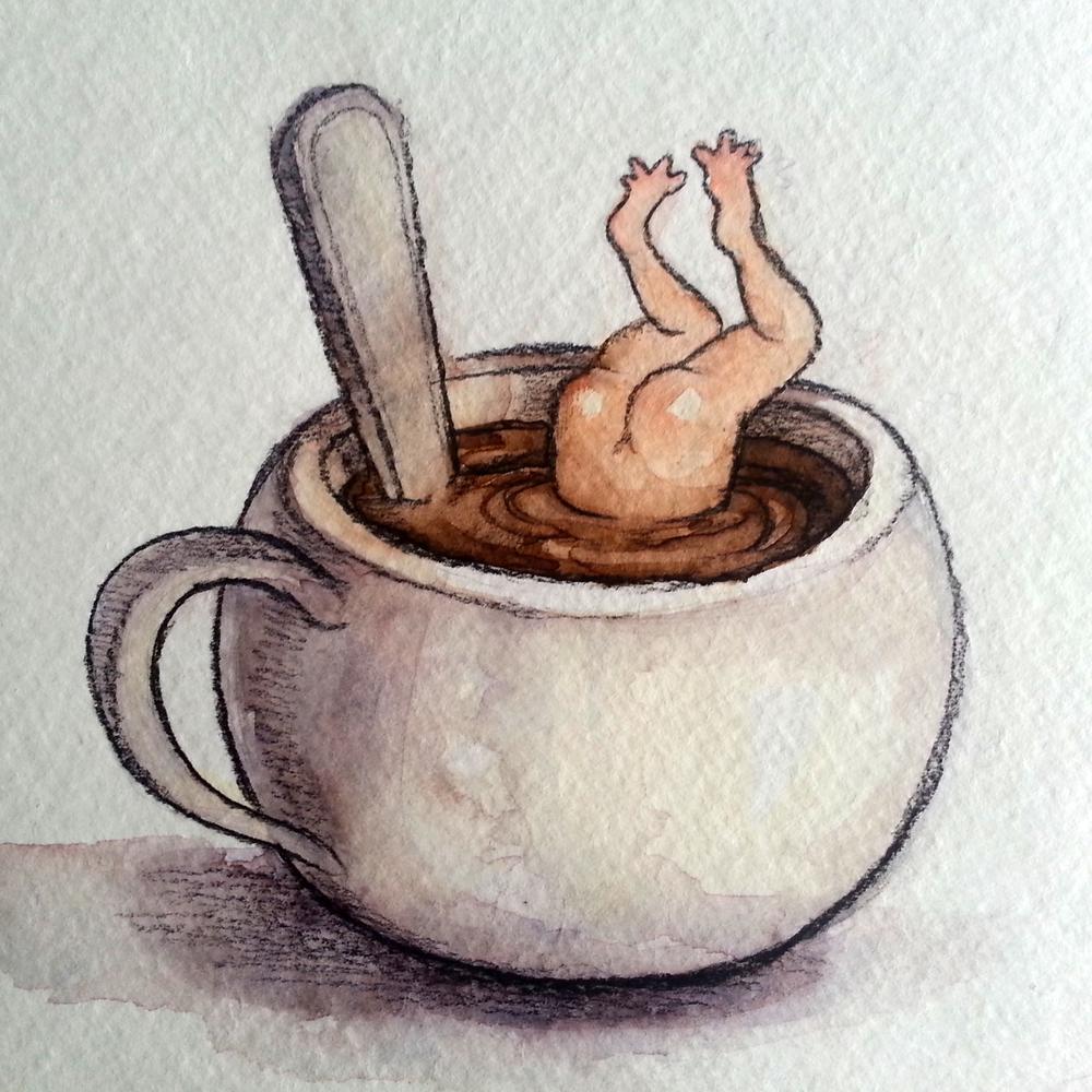 Need moar coffee