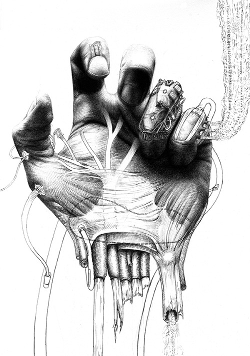 19. Cybernetic Reconstruction of Hand 297mm x 420mm.jpg