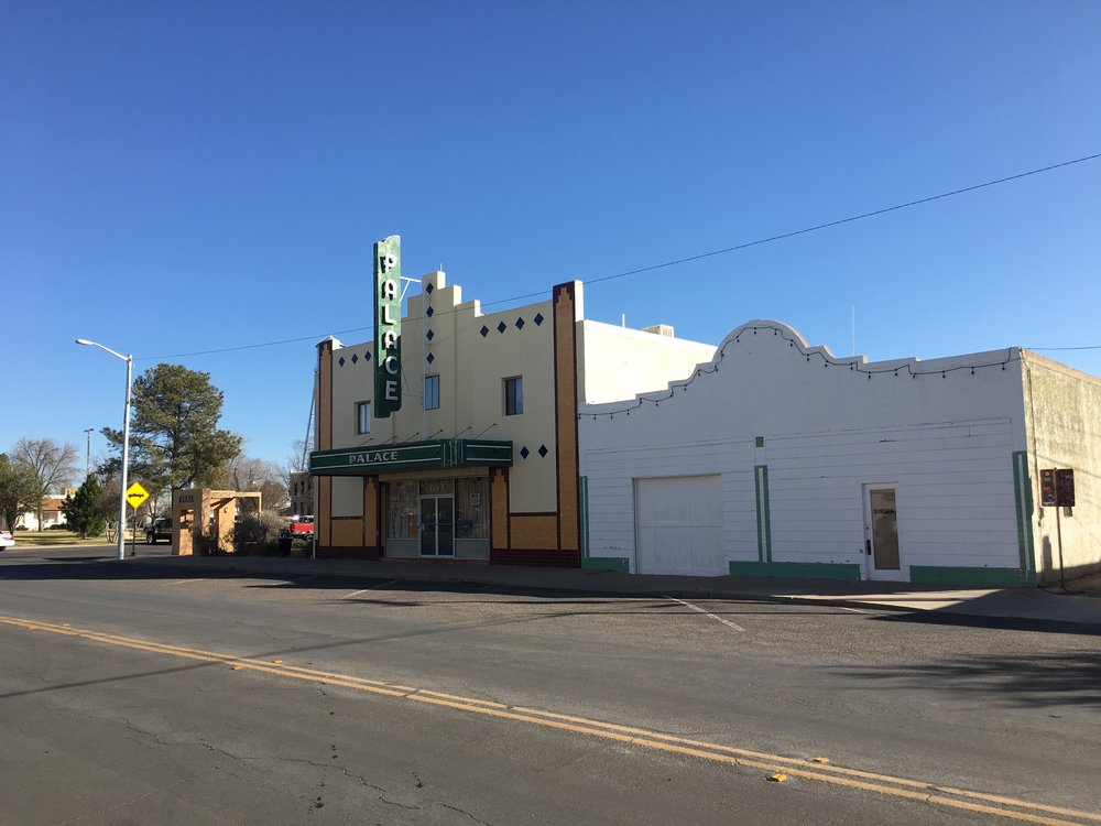 Downtown, Marfa, Texas