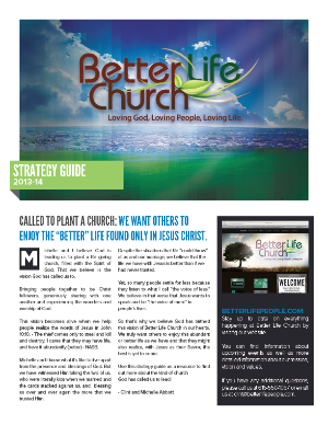 Better Life Church Strategy  Guide Download