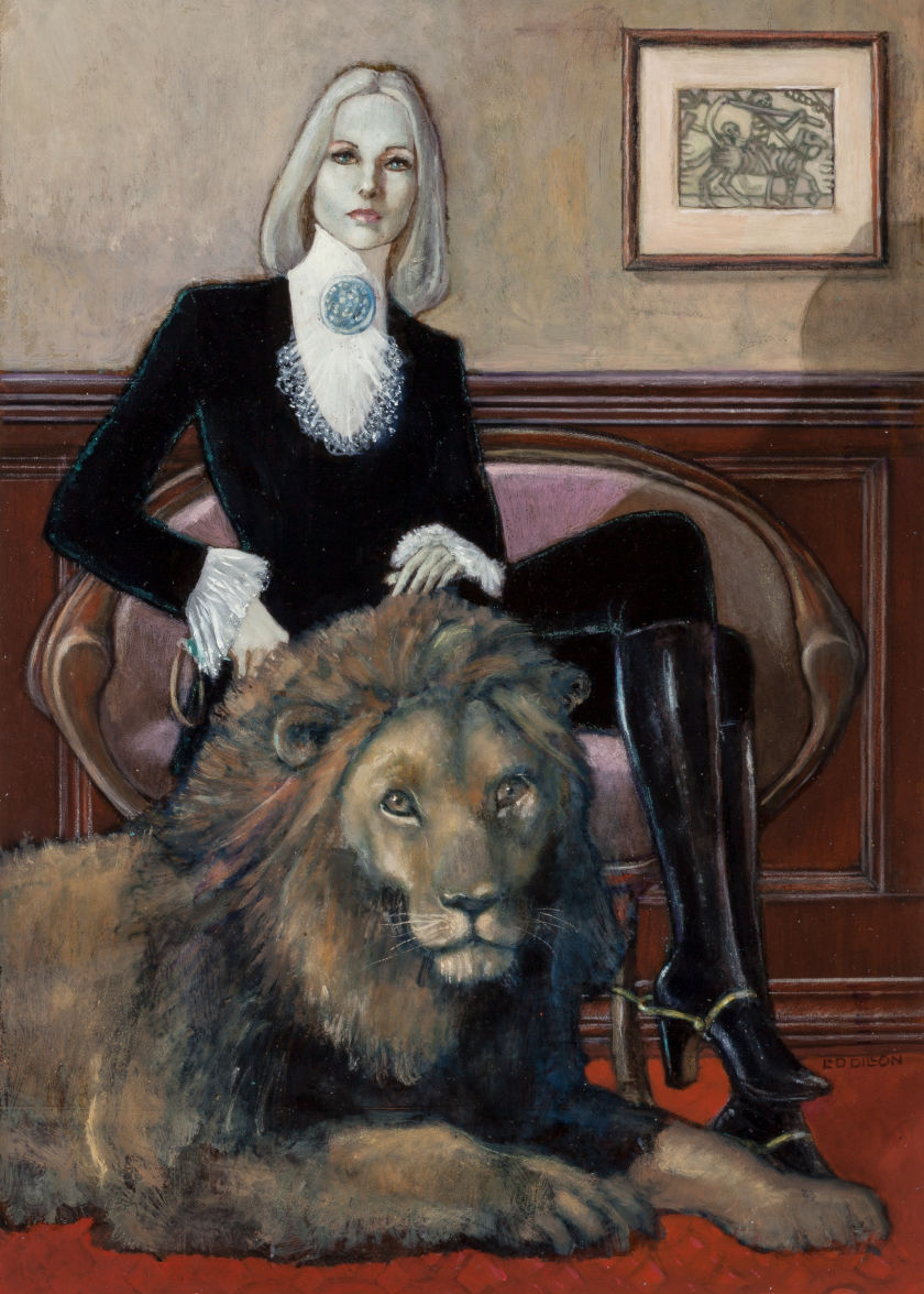 the lady and the lion.jpeg