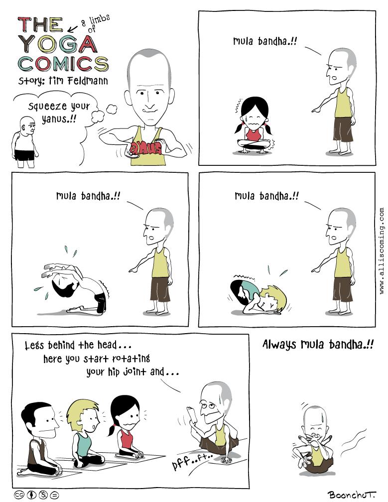 Source: Yoga Comics
