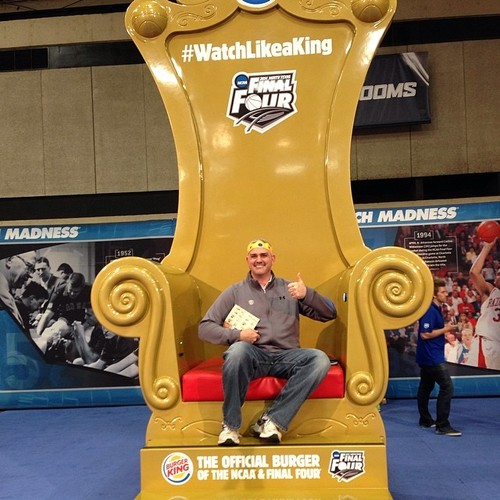 Experiential Installation At Final Four