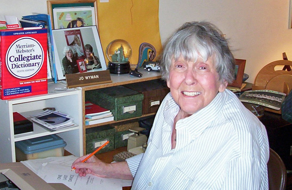 Eileen Wyman