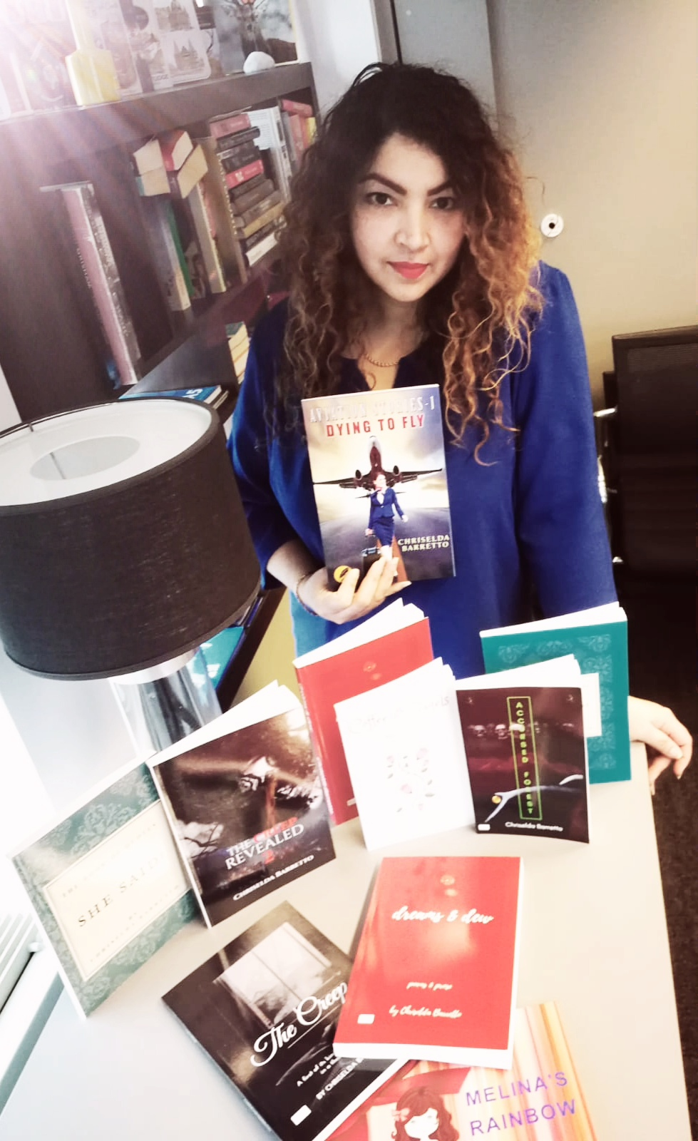 Me and my books.jpg