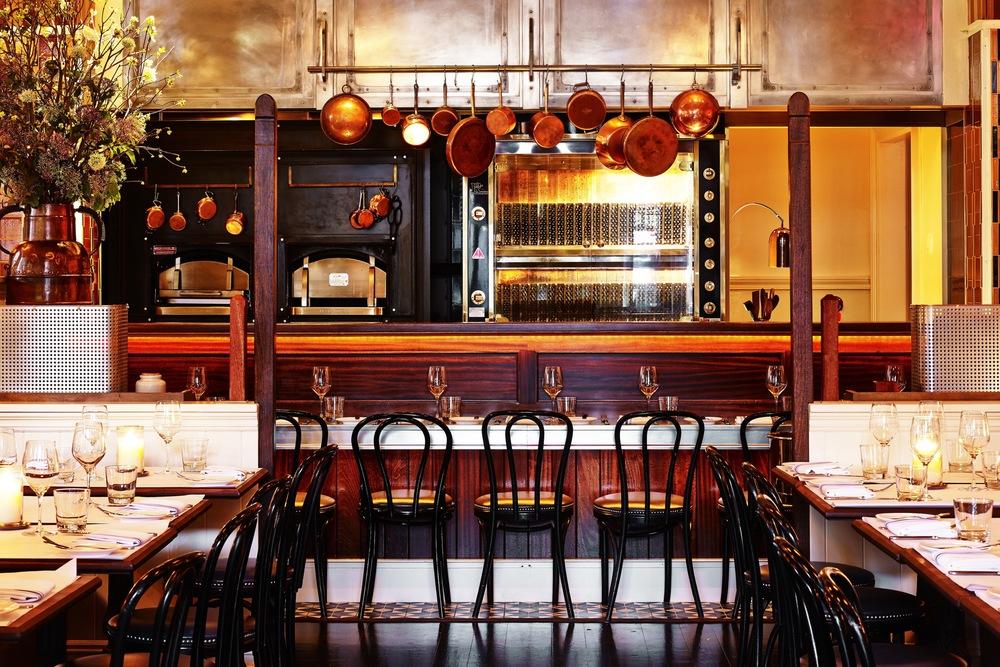 Rotisserie Bar