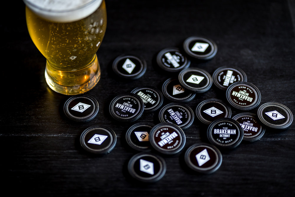Beer and Tokens