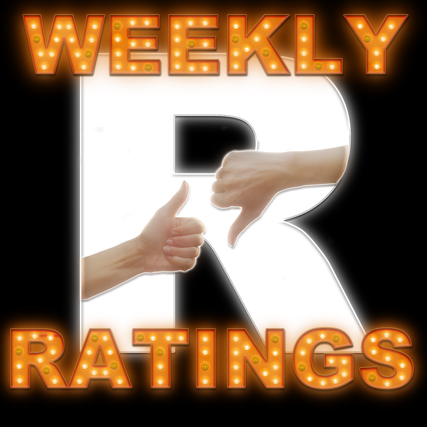 Weekly R Ratings - Letter R Productions