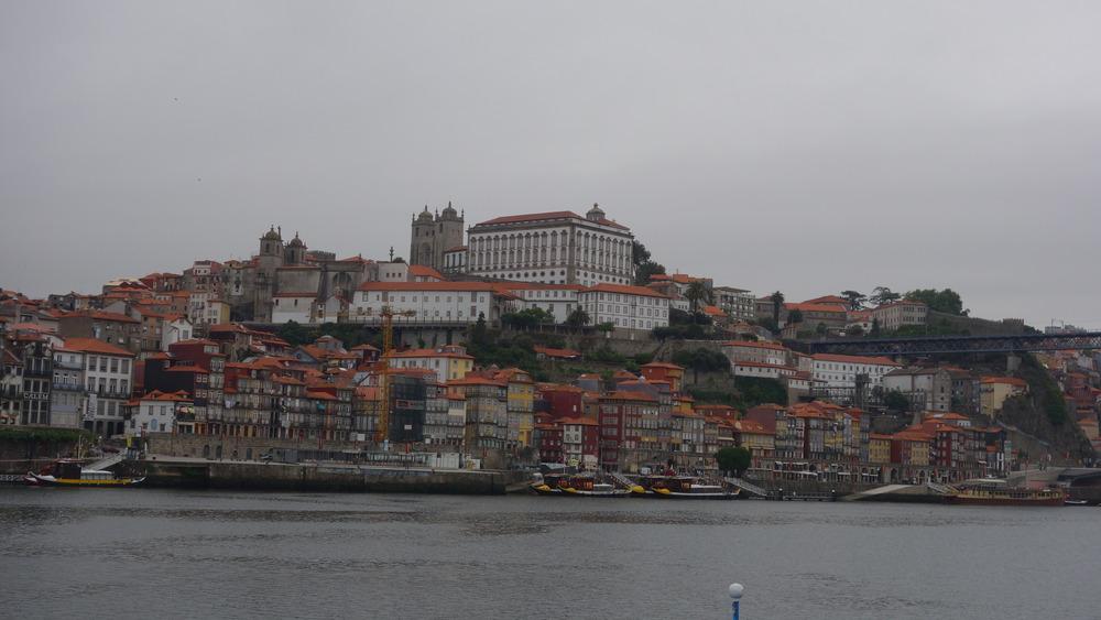 View of Porto, from Vila Nova de Gaia