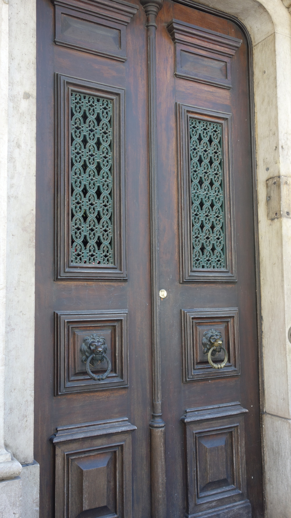 Doors in Lisbon
