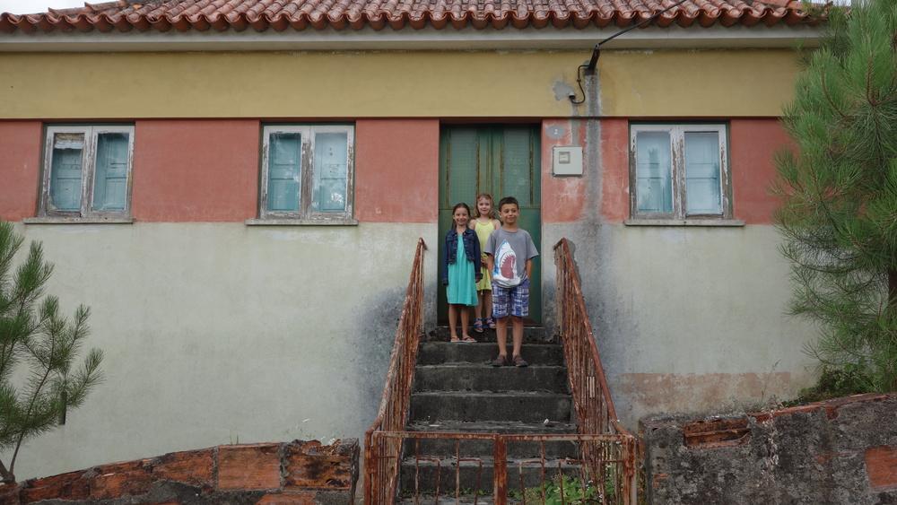 Family cottage in Freixanda
