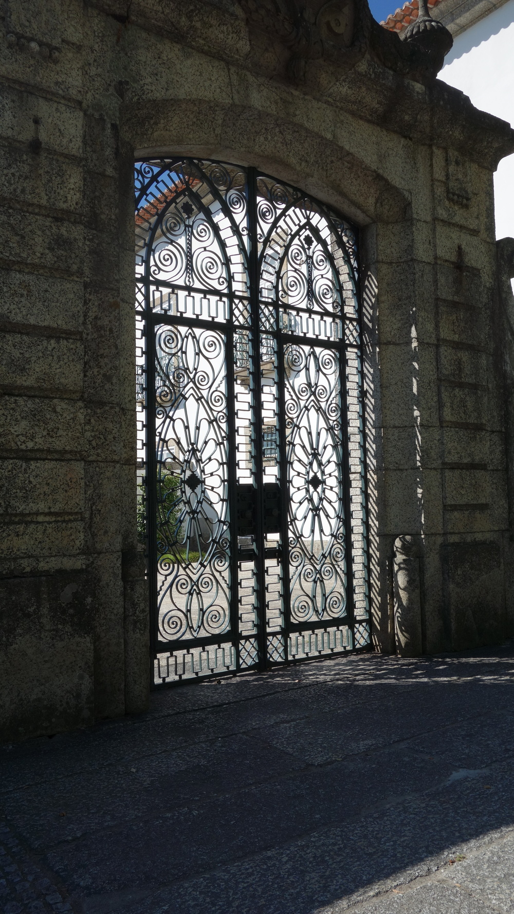 Gateway in Guimaraes