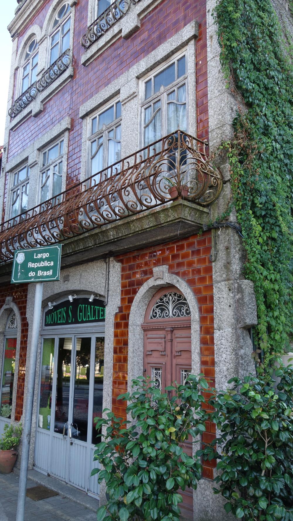 Charming shops in Guimaraes