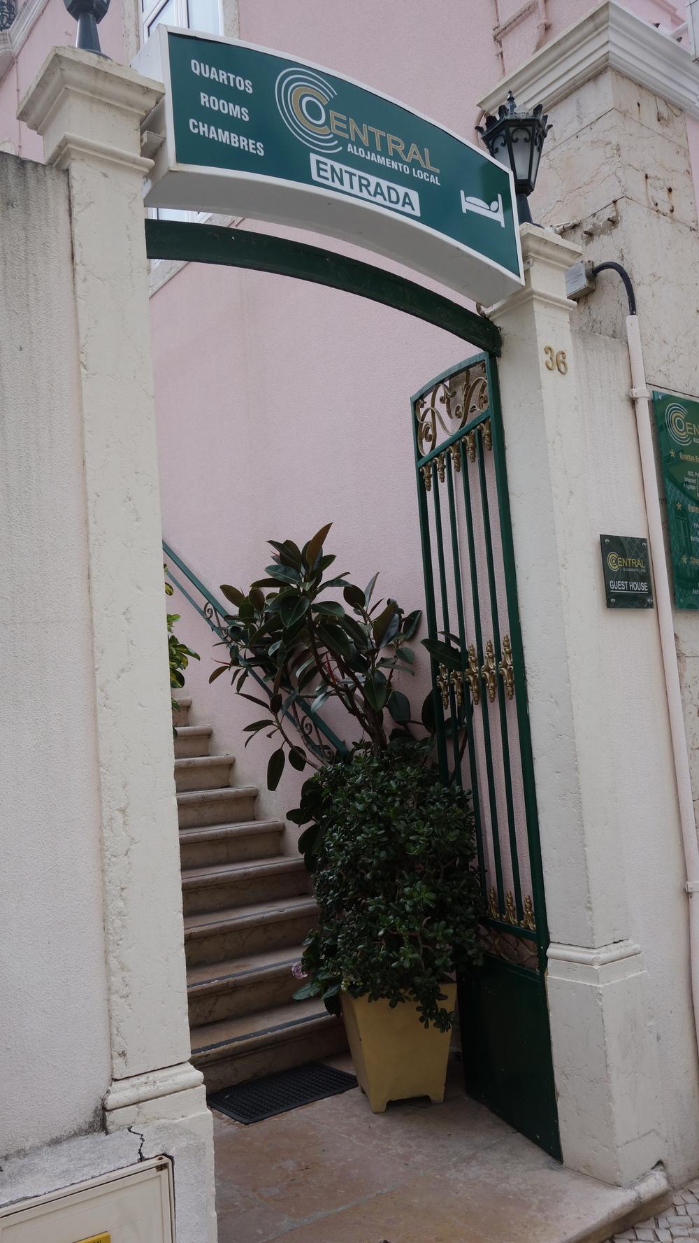 Guest house in Figueria da Foz