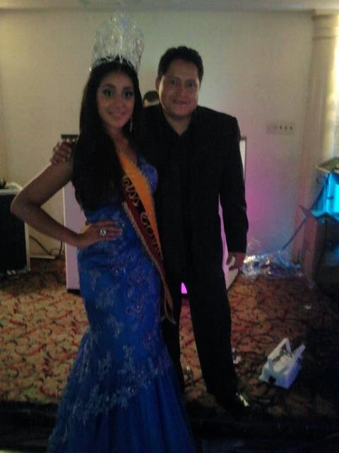 Jose with Miss Colombia.jpg