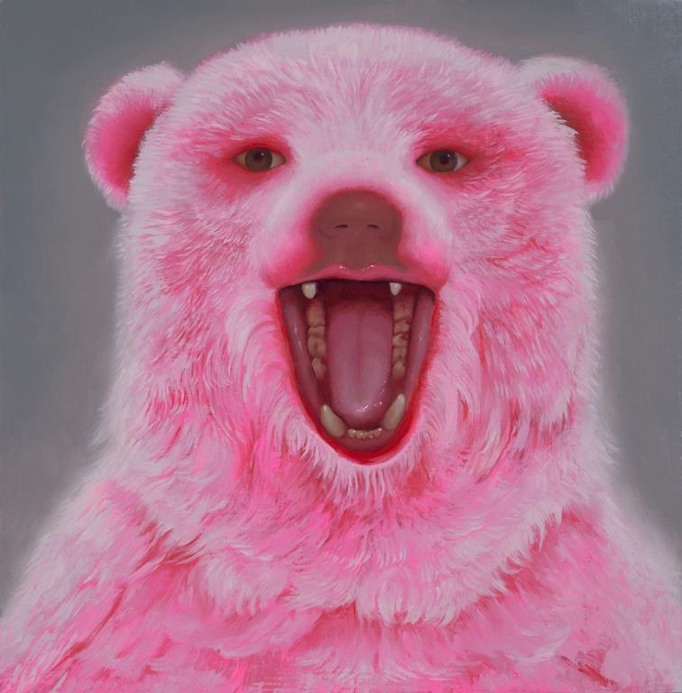 Aniela Sobieski, Pink Bear