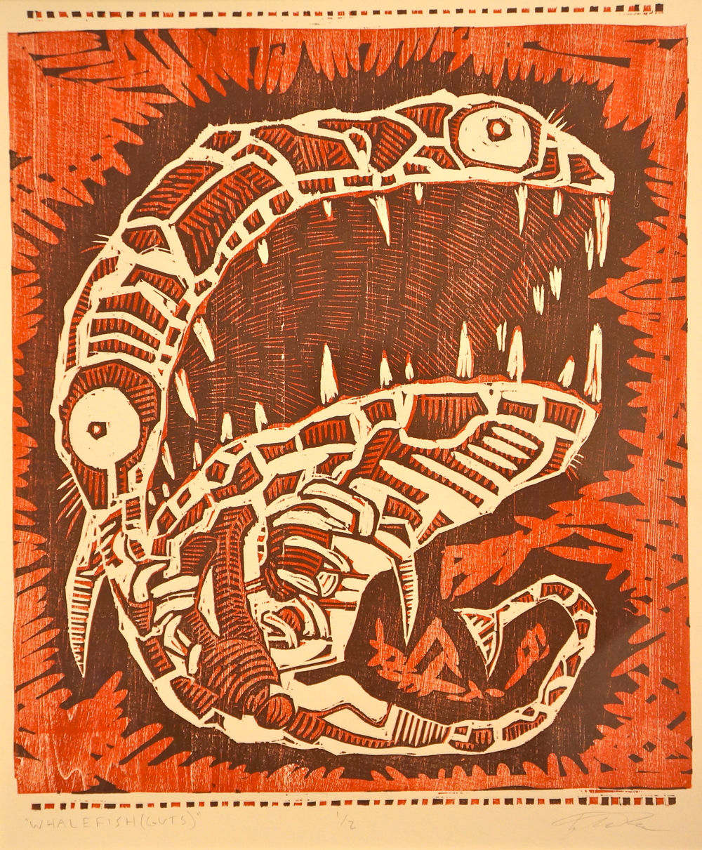 Tyler Green, Walefish (Guts)