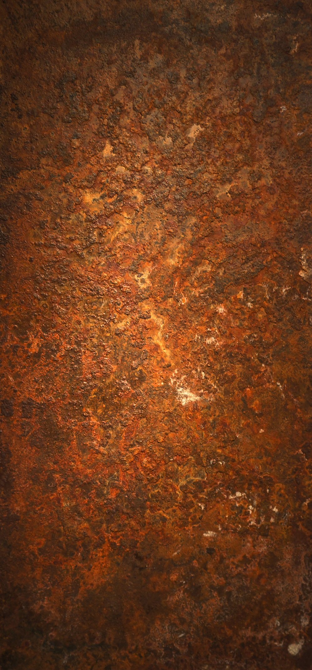 Instinct Art Gallery, Rust, $1500