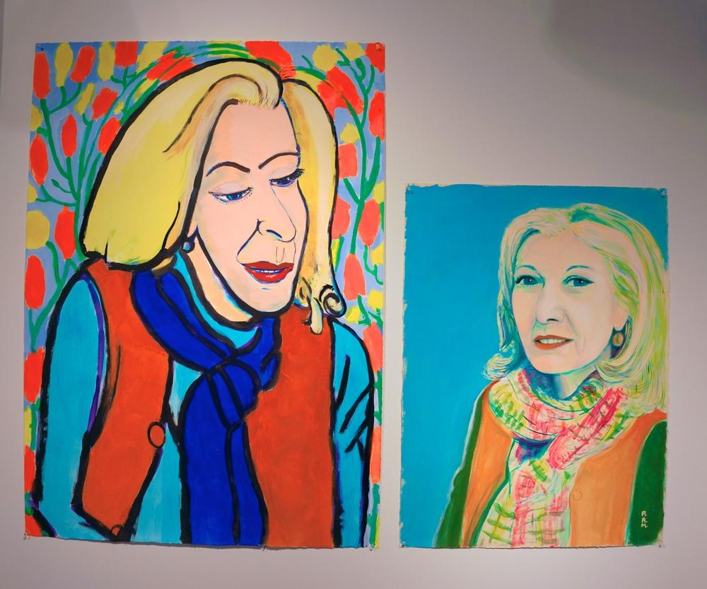 Dual Portrait