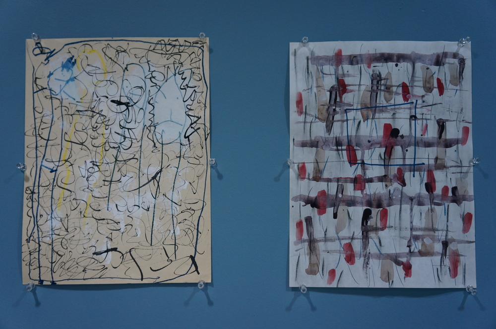 Daniel Kaniess, Non-Rep Art from Northstar Studio Days, $50-75 each, $700 all