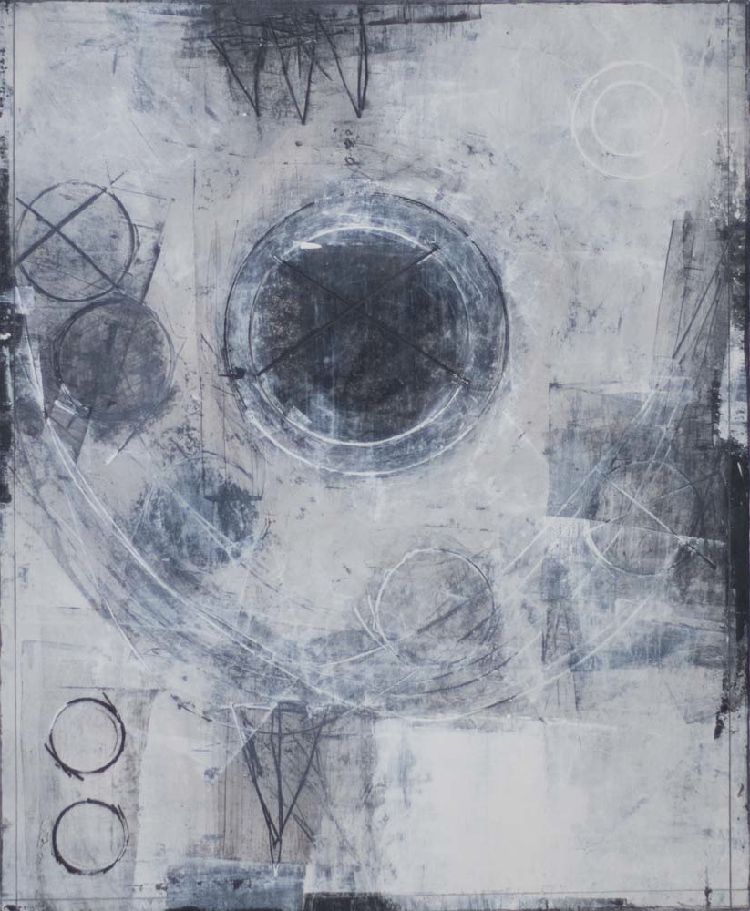 Catherine L. Johnson, Moon Aerial: Mines I, $2650