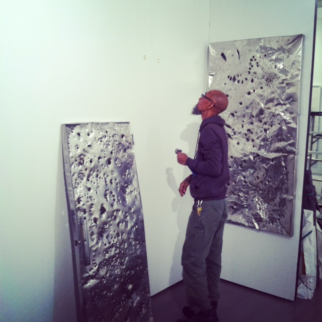 Installing Scope show with Ron Taylor