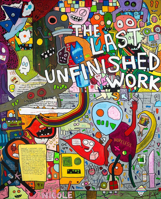 Sammy thrashLife, The Last Unfinished Work