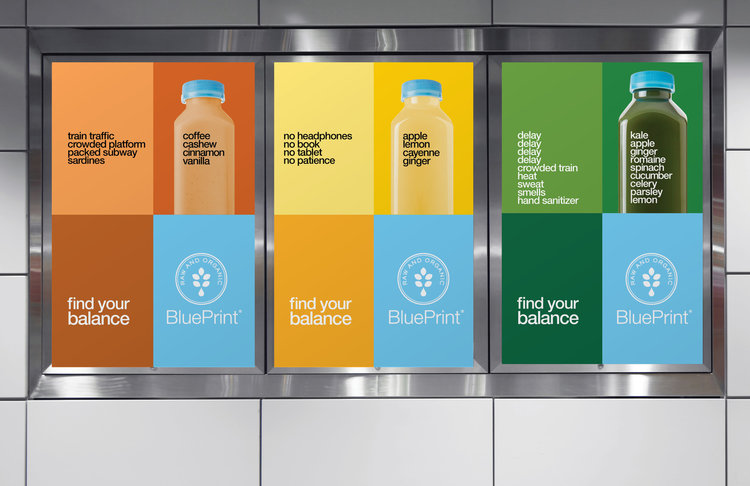 Blueprint juice julie liu inspired by the simple ingredient lists on the packaging this campaign is about balancing the not so healthy moments in life with healthy blueprint malvernweather