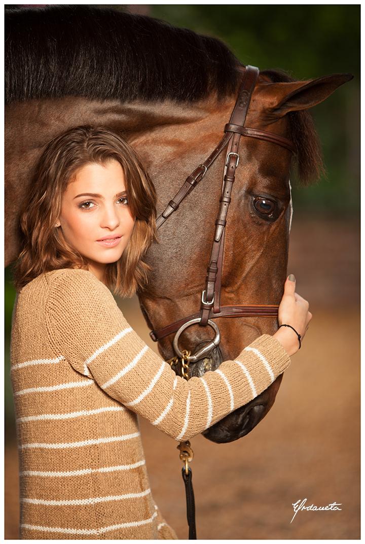 Horse Rider Portraits